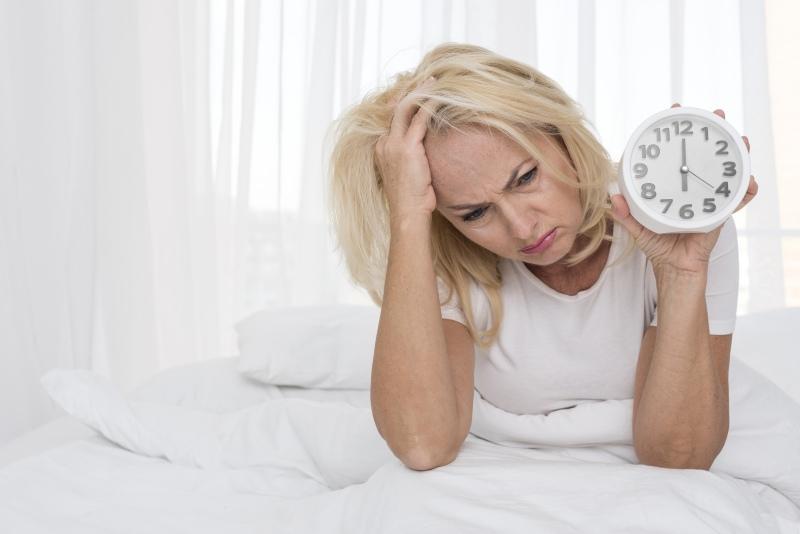 Nedostatok spánku