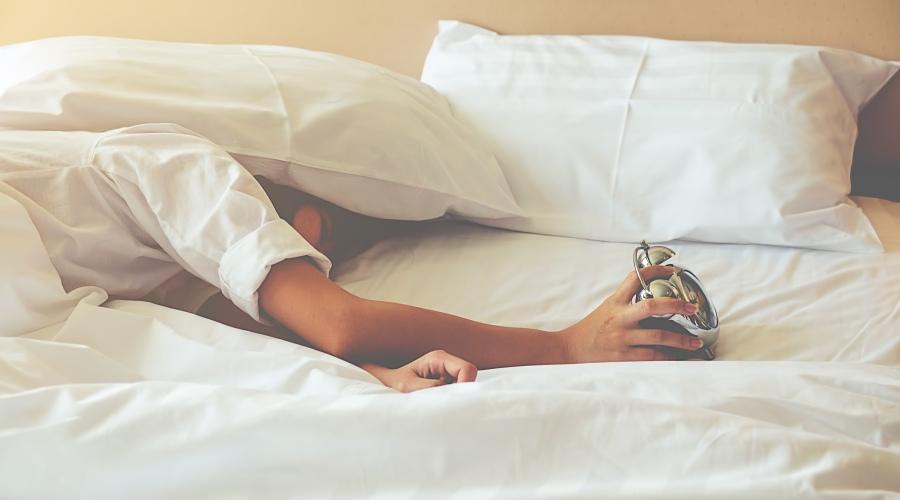 Spánok a stres