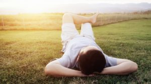 Relaxácia tela a mysle