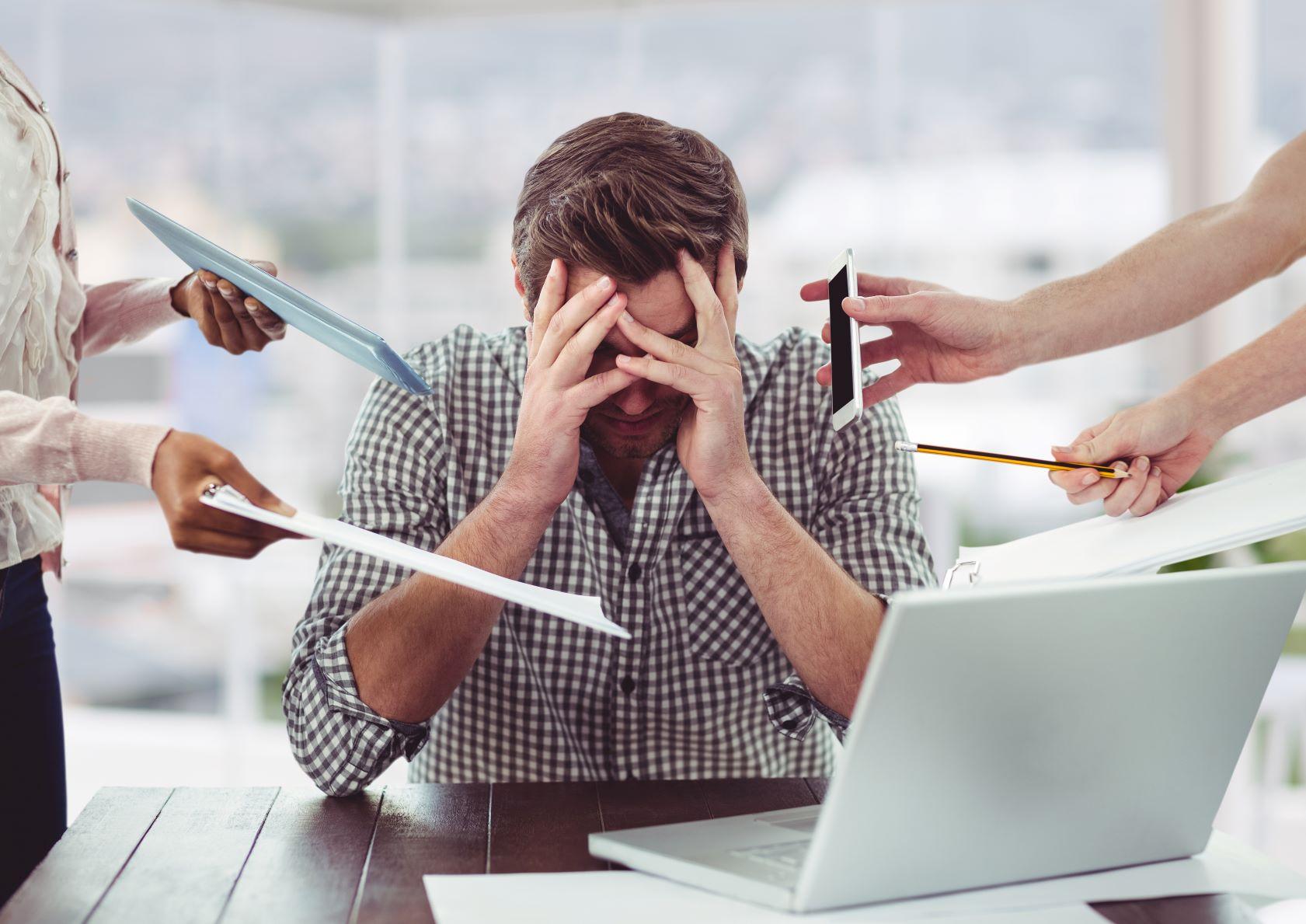 Ako telo reaguje na stres? | Istres.sk